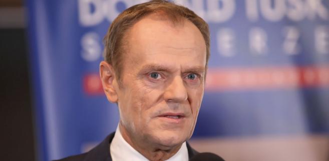 Tusk: To nie jest sukces, że mamy pół roku, by zastanowić się, czy chcemy wypaść z UE w...