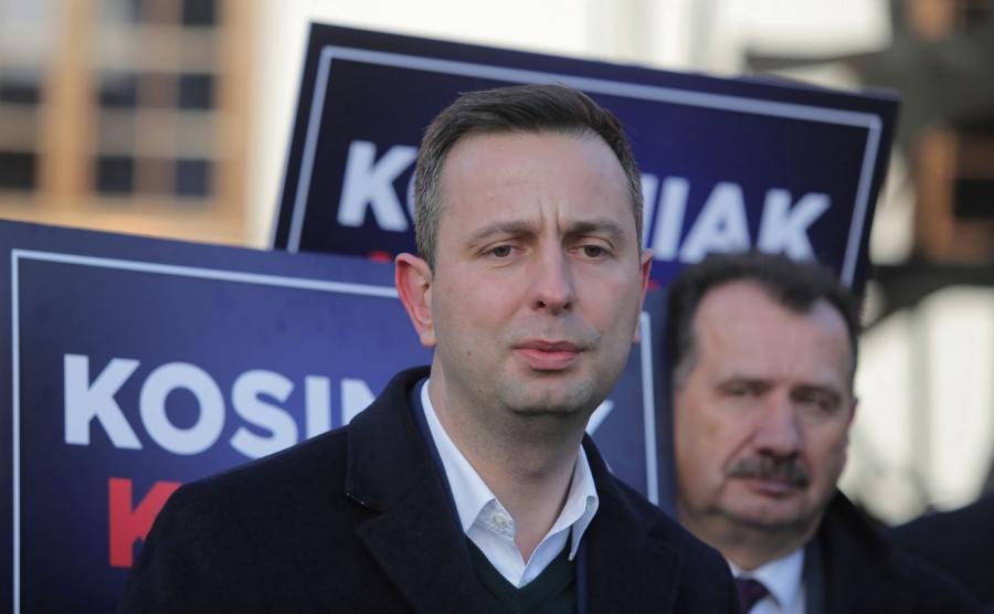 Władysław Kosiniak-Kamysz lider PSL