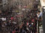 Macron nie rezygnuje z reformy emerytalnej pomimo strajków