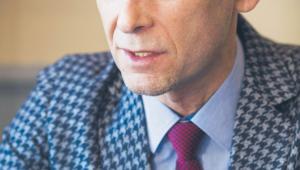 Jarosław Feliński, prezes Stowarzyszenia Inspektorów Ochrony Danych Osobowych fot. Wojtek Górski