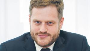 Janusz Cieszyński, wiceminister zdrowia fot. Wojtek Górski