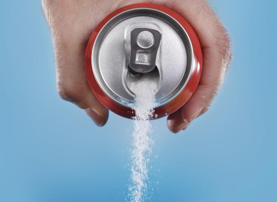 Napój słodzony. Słodki napój. Cukier. Napoje gazowane. Cola