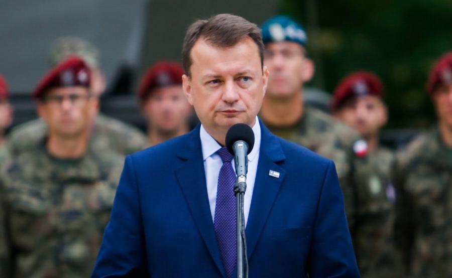 Mariusz  Błaszczak PiS
