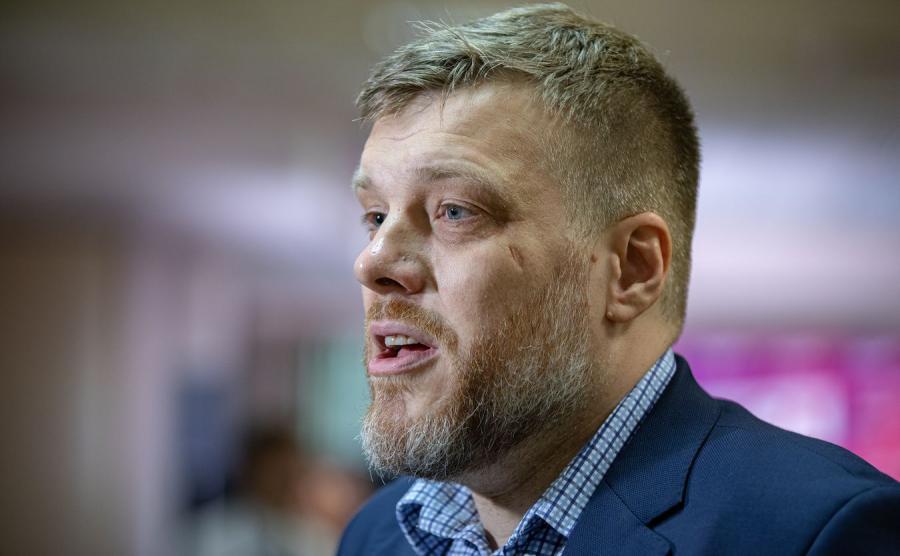 Adrian Zandberg o Putinie