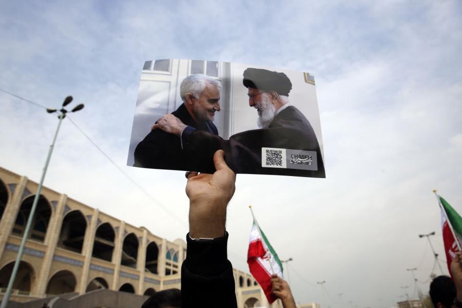 Protest w Iranie4