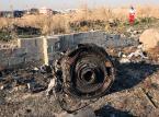 Prezydent Zełenski: Ukraina domaga się od Iranu ukarania winnych i odszkodowania