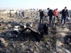 Irańskie władze zatrzymały osobę, która udostępniła nagranie z zestrzeleniem ukraińskigo samolotu