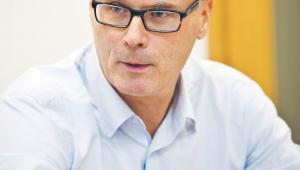 dr Paweł Wojciechowski, główny ekonomista ZUS (fot. Wojtek Górski)