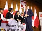 Morawiecki w Tokio: Japonia jest naszym partnerem strategicznym
