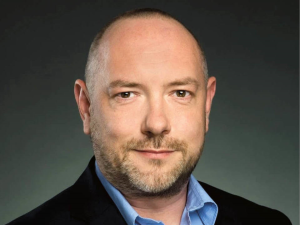Konrad Jaczewski, dyrektor ds. rozwiązań cyfrowych Polskiej Wytwórni Papierów Wartościowych