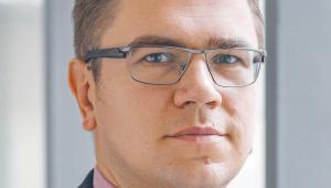 dr Łukasz Adamski, historyk, wicedyrektor Centrum Polsko-Rosyjskiego Dialogu i Porozumienia fot. Yura Drug/Materiały prasowe