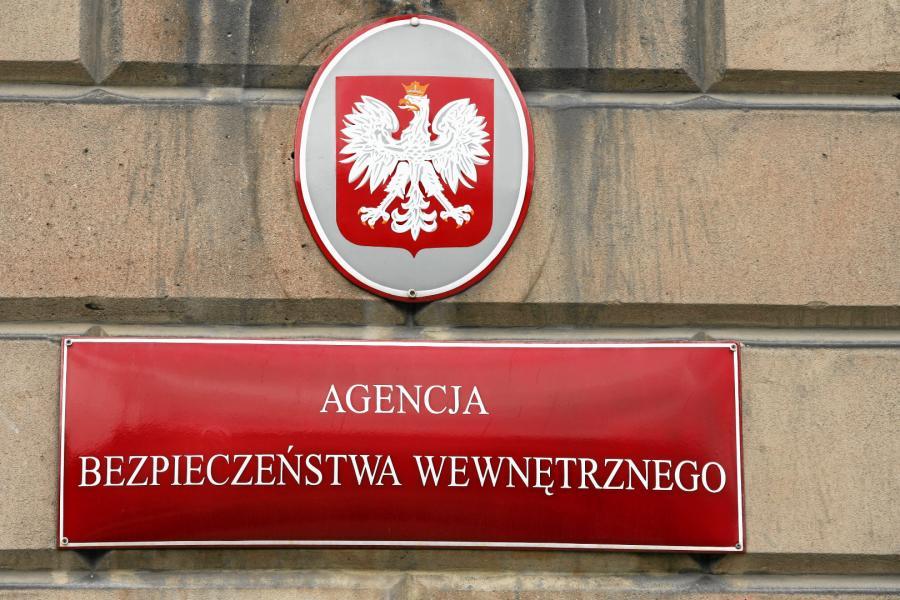 ABW Agencja Bezpieczeństwa Publicznego