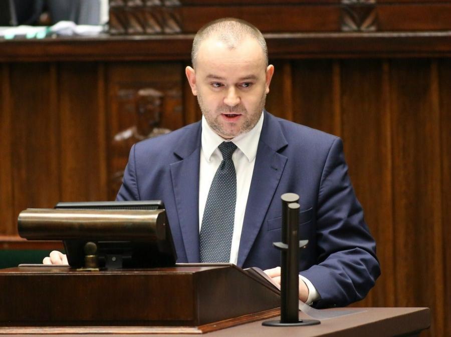 Paweł Mucha, fot. Kancelaria Sejmu/Krzysztof Białoskórski/Wikimedia Commons, lic. CC-BY 2.0
