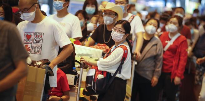 Chiny: Wykryto koronawirusa u dwóch Australijczyków i Pakistańczyka