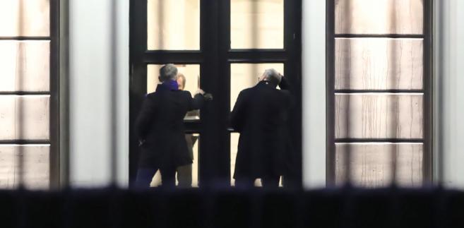 Reforma wymiaru sprawiedliwości: Trwa spotkanie klubów partii z Andrzejem Dudą