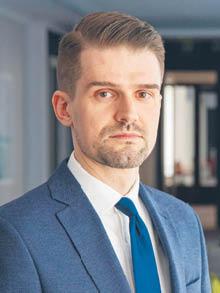 Grzegorz Płatek, dyrektor departamentu doskonalenia regulacji gospodarczych w Ministerstwie Rozwoju (fot. materiały prasowe)