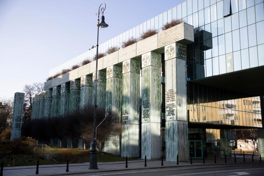 Siedziba Sądu Najwyższego