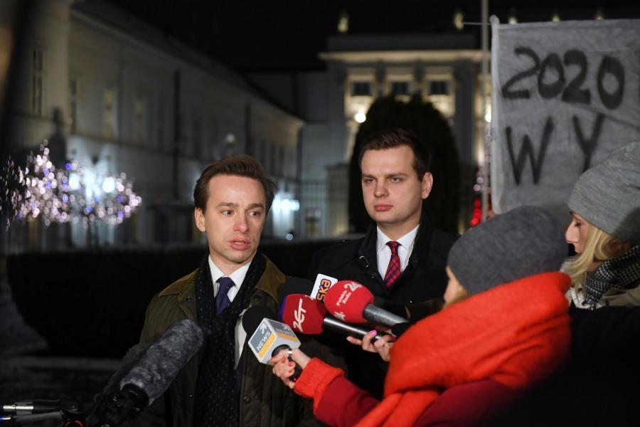 Krzysztof Bosak, Jakub Kulesza