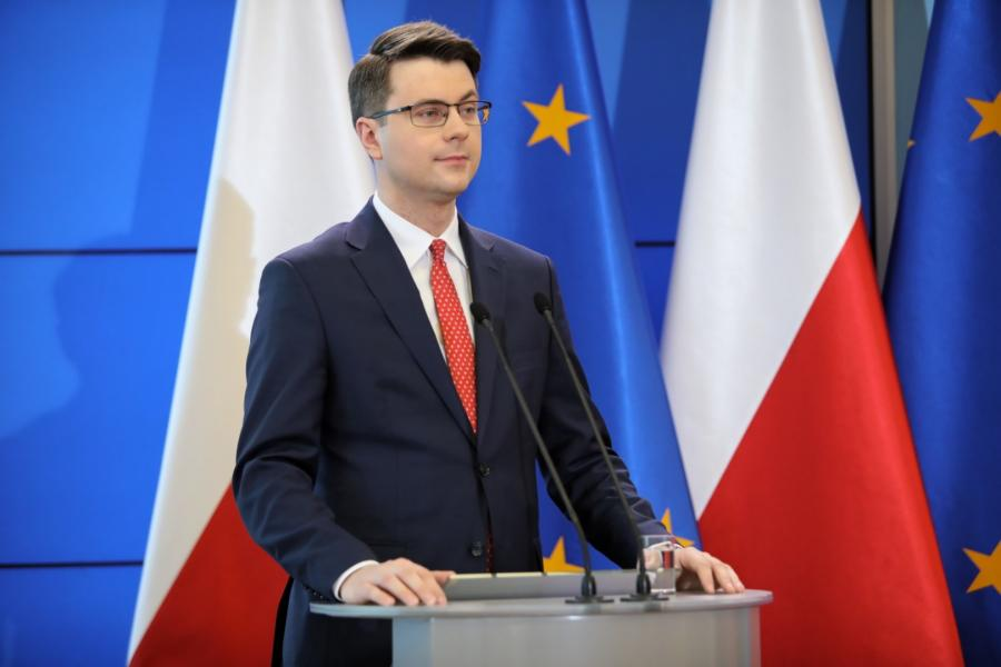 rzecznik rządu, Piotr Mueller