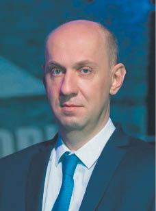 Andrej Paratnikau, białoruski analityk, dyrektor projektu Belarus Security Blog zajmujący się stosunkami międzynarodowymi w byłym ZSRR i polityką bezpieczeństwa  fot. materiały prasowe