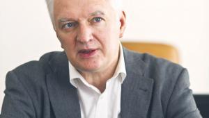Jarosław Gowin, wicepremier, minister nauki i szkolnictwa wyższego (fot. Wojtek Górski)