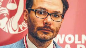 Jakub Kościerzyński, sędzia Sądu Rejonowego w Bydgoszczy fot. Materiały prasowe