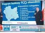 Rząd chce wygospodarować 28 mld zł na 100 obwodnic