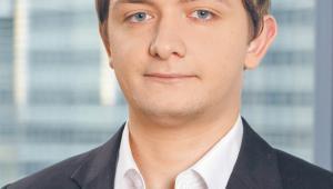 Jarosław Józefowski radca prawny w Enodo Advisors  fot. Wojtek Lesiak/Materiały prasowe