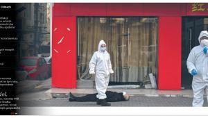 Skala epidemii w Chinach