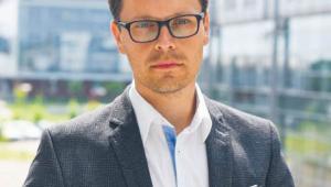 dr Jakub Szlachetko adwokat, prezes Instytutu Metropolitalnego  fot. Materiały prasowe