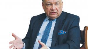Adam Struzik, marszałek woj. mazowieckiego  fot. Wojtek Górski