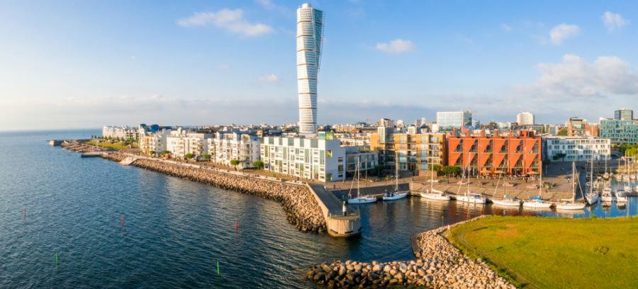 Malmö, Szwecja