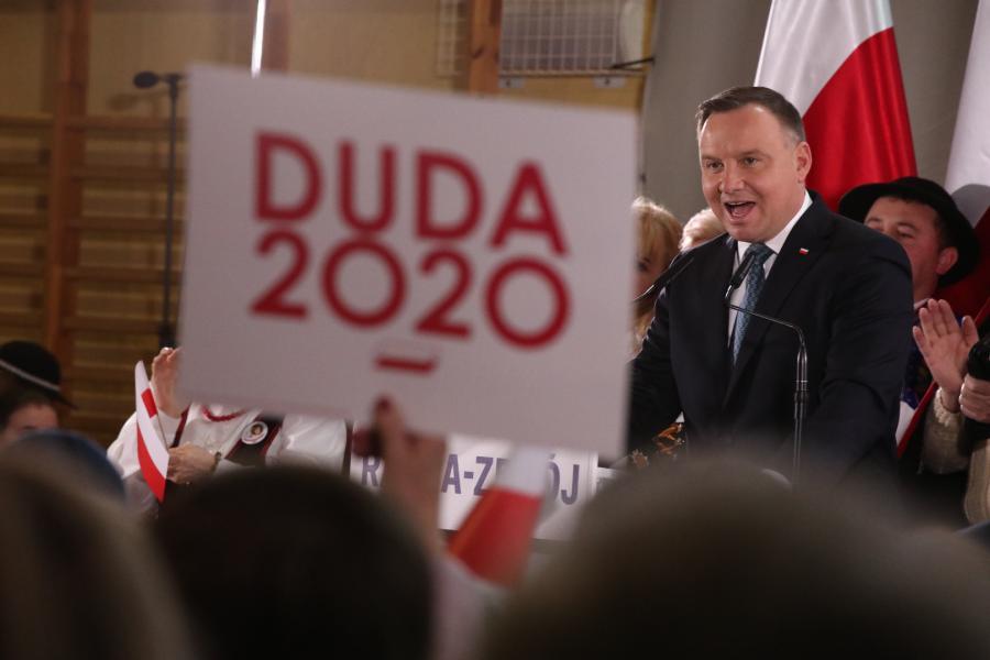 Andrzej Duda 34