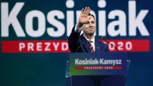 Kosiniak-Kamysz konwencja wyborcza w Rzeszowie