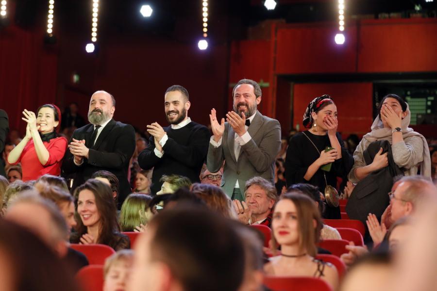 Berlinale Najlepszy film: There Is No Evi