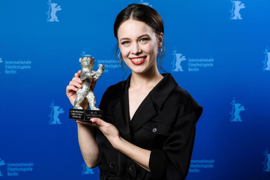 Berlinale: Najlepsza aktorka Paula Beer
