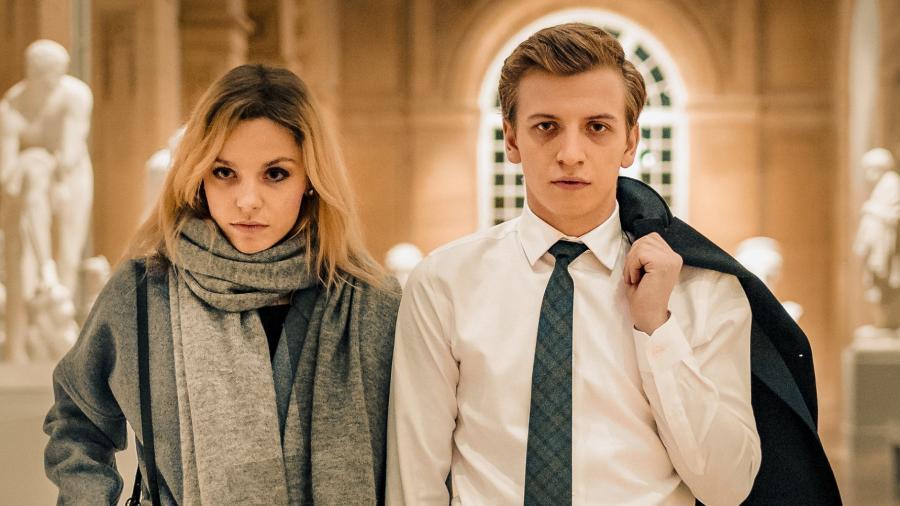 """Vanessa Aleksander oraz Maciej Musiałowski w filmie """"Sala samobójców. Hejter\"""