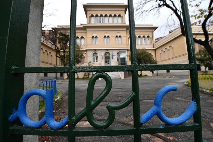 koronawirus Włochy zamknięta szkoła