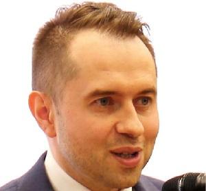 Piotr Wieczorek Prezes Zarządu Welcome Airport Services
