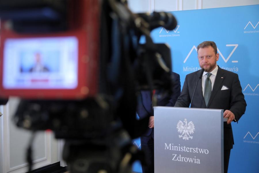 Minister Szumowski