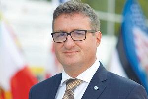 Przemysław Daca, prezes Państwowego Gospodarstwa Wodnego Wody Polskie