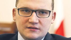 Paweł Szefernaker, wiceminister spraw wewnętrznych i administracji fot. Wojtek Górski