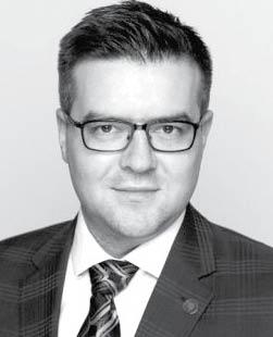 Bartosz Groele adwokat, partner w kancelarii Tomasik, Pakosiewicz, Groele