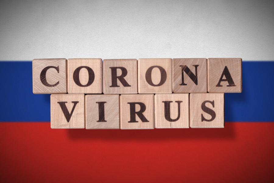 Koronawirus. Rosja. Pandemia w Rosji. Covid-19