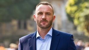Marcin Zajączkowski, prezes zarządu Uzdrowiska Ciechocinek S.A.