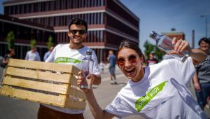 Festiwal Wody to kolejna okazja, by powiedzieć NIE plastikowi