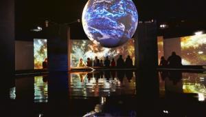 Strefa Planeta Wody w Hydropolis i spektakularny ekran o długości 60 metrów