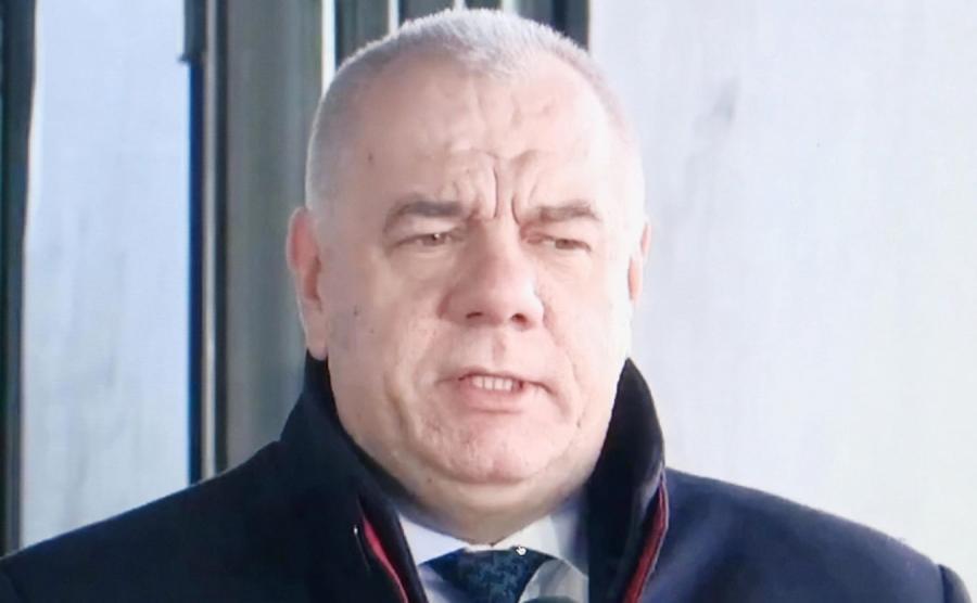 Jacek Sasin transmisja