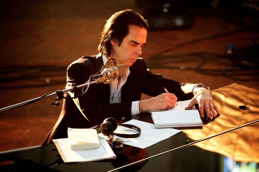 Nick Cave and The Bad Seeds_One More Time with Feeling
