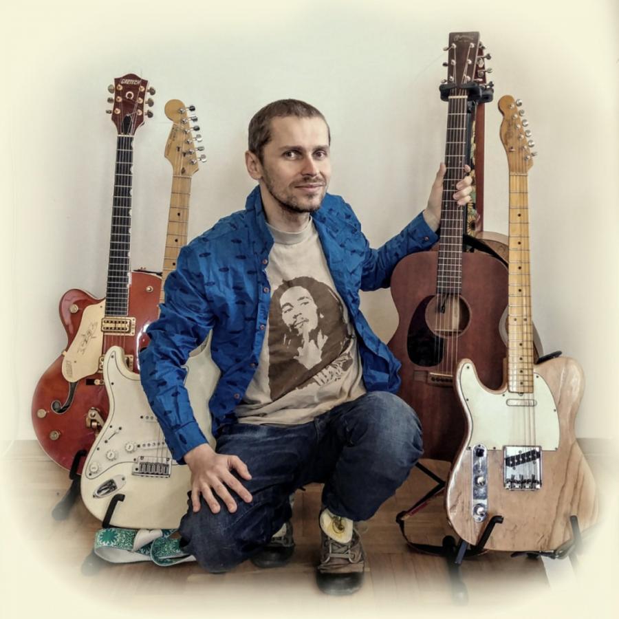Janek Pęczak. Fot. Archiwum artysty